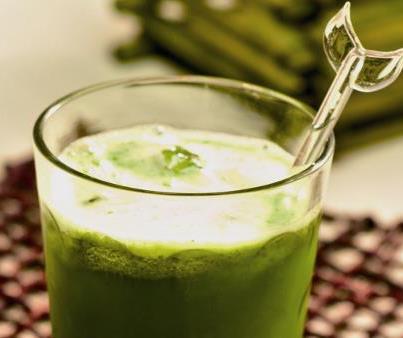 suco verde desintoxicante