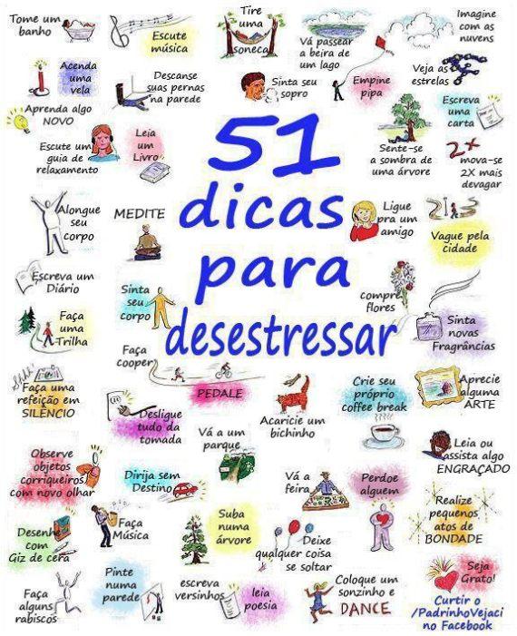 - stresses