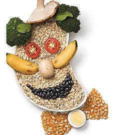 Grãos e vitamina B