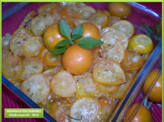 Conserva de laranja
