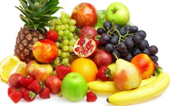 Frutas peso