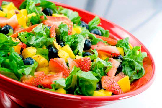 salada z cerealista