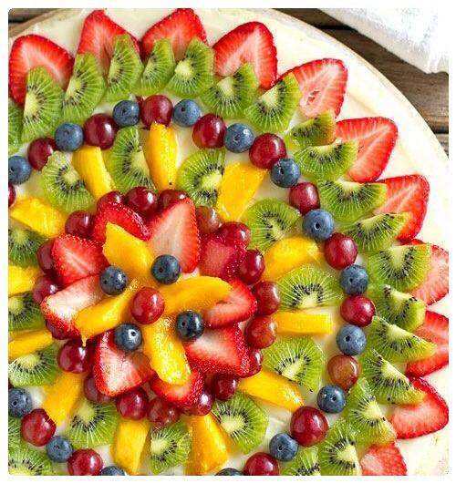 torta fruta