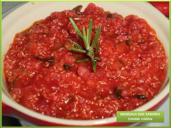 risoto de guinoa 1