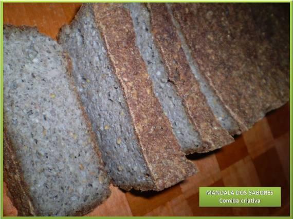 pão de biomassa